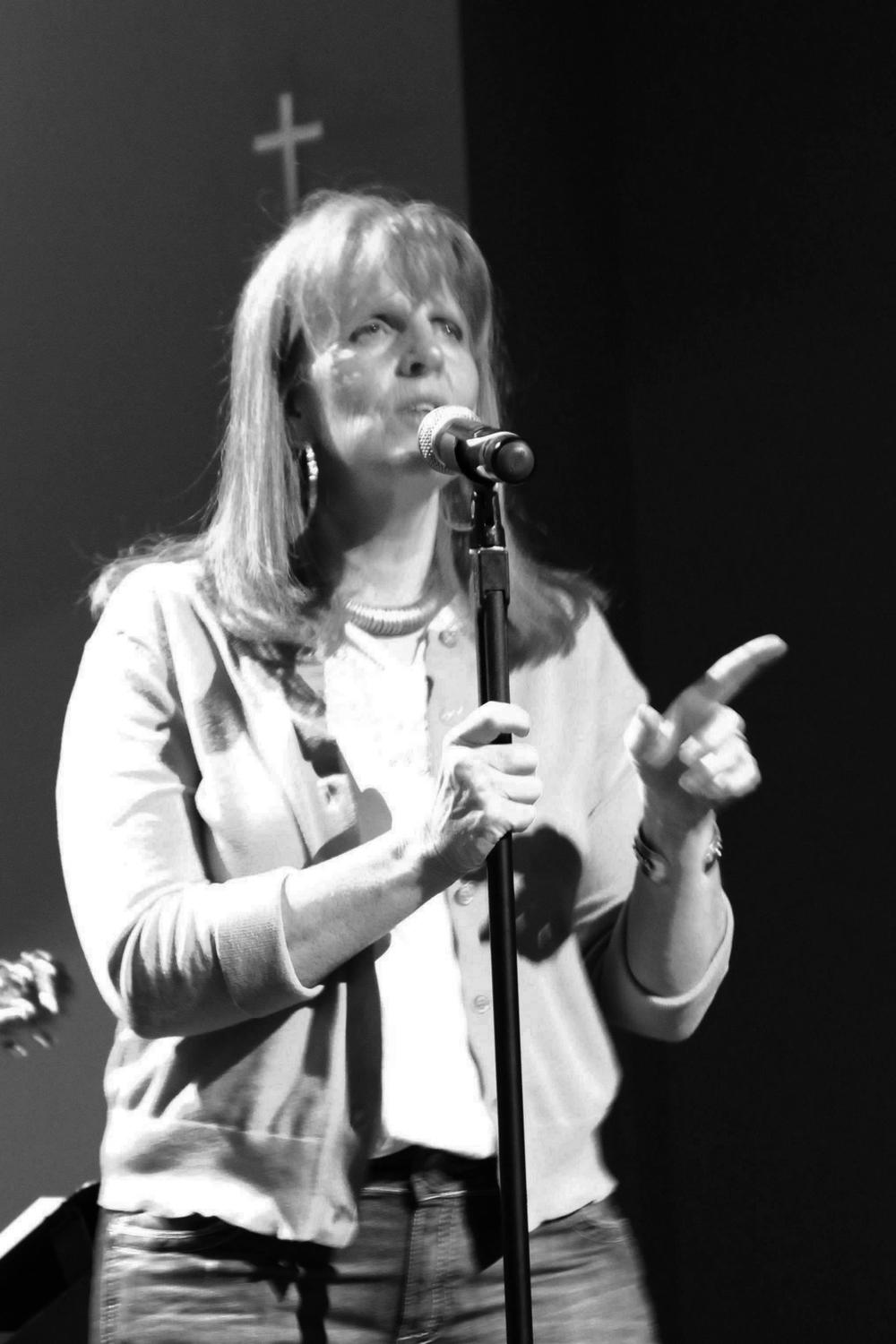 Melissa Hart; Worship Vocal