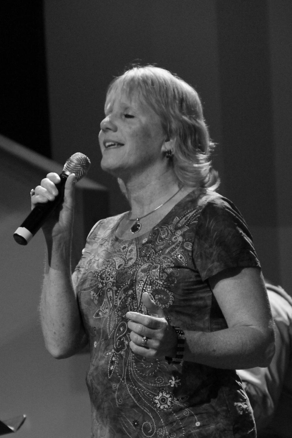 Pam Meinka; Worship Vocal