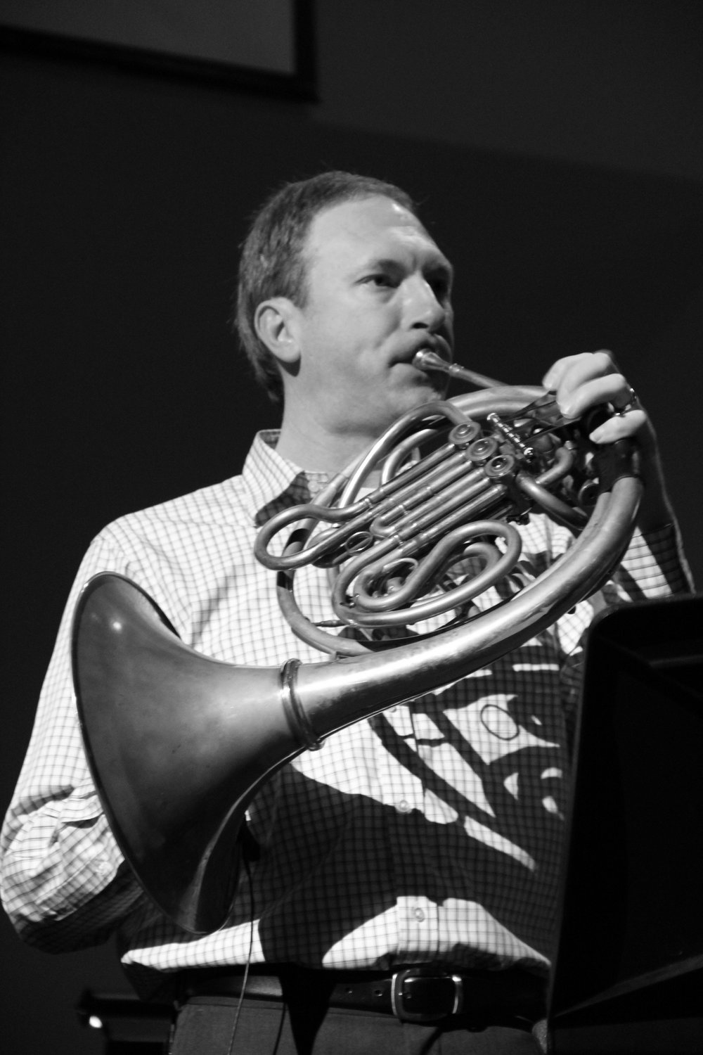 Steve Foster; French Horn