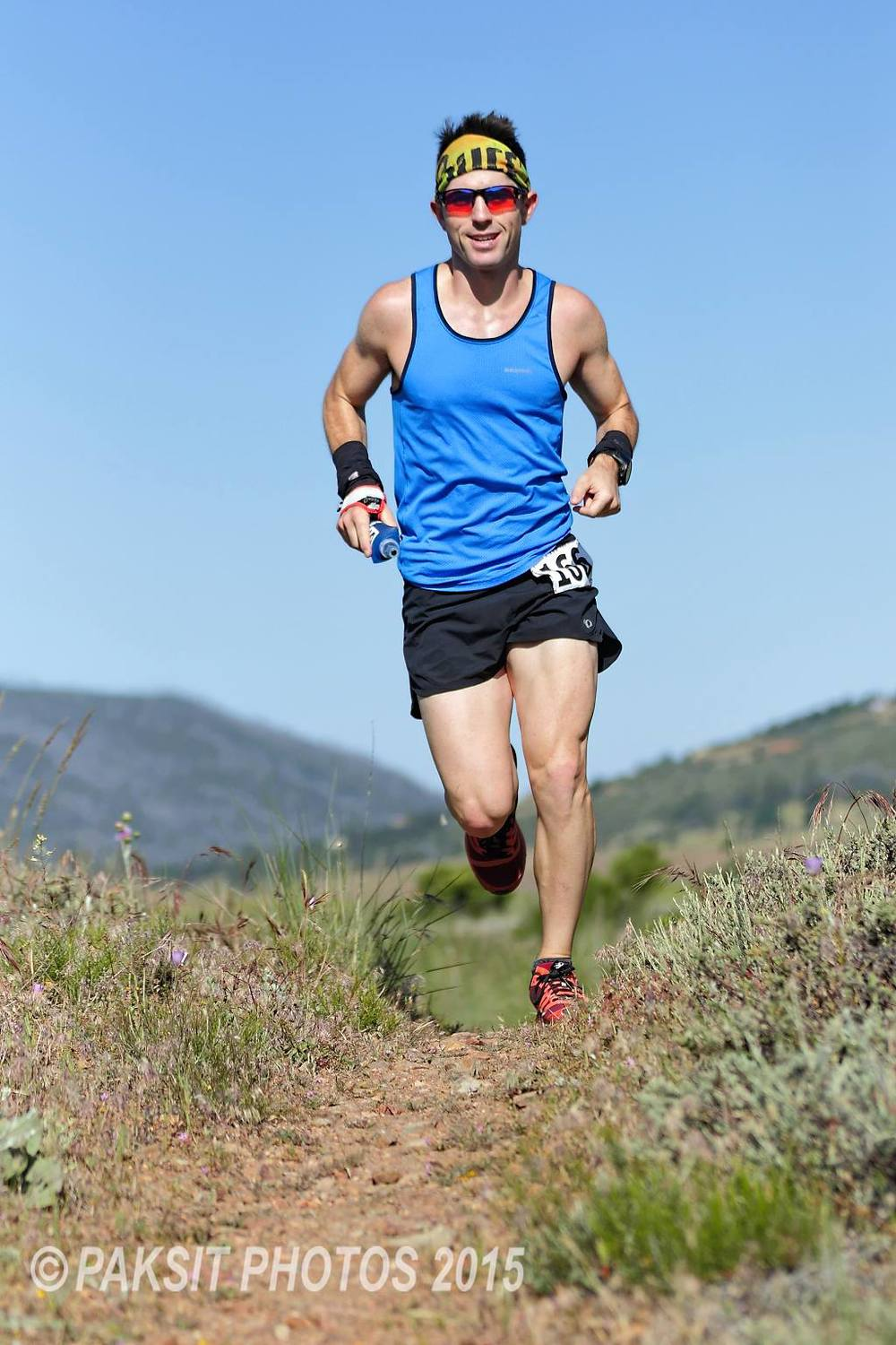 Early single-track miles:) Photo Credit: Paksit Photos