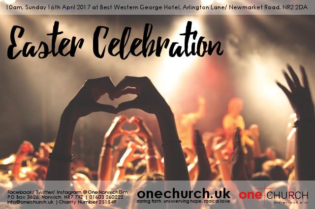 Easter Celebration Norwich