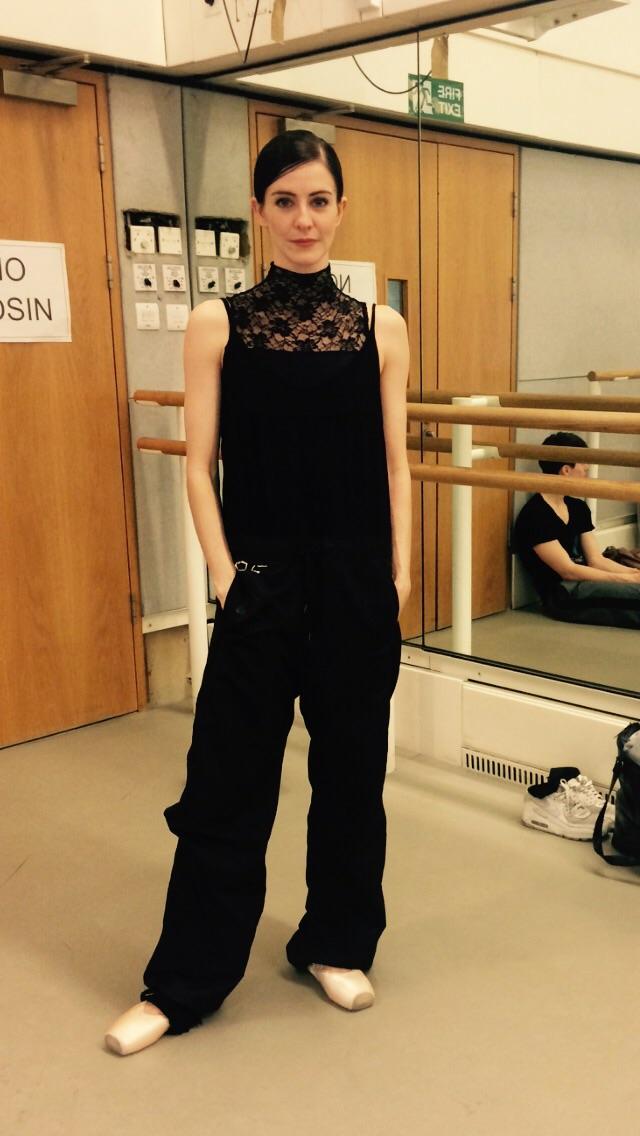 Black baggy onesie From Freddy