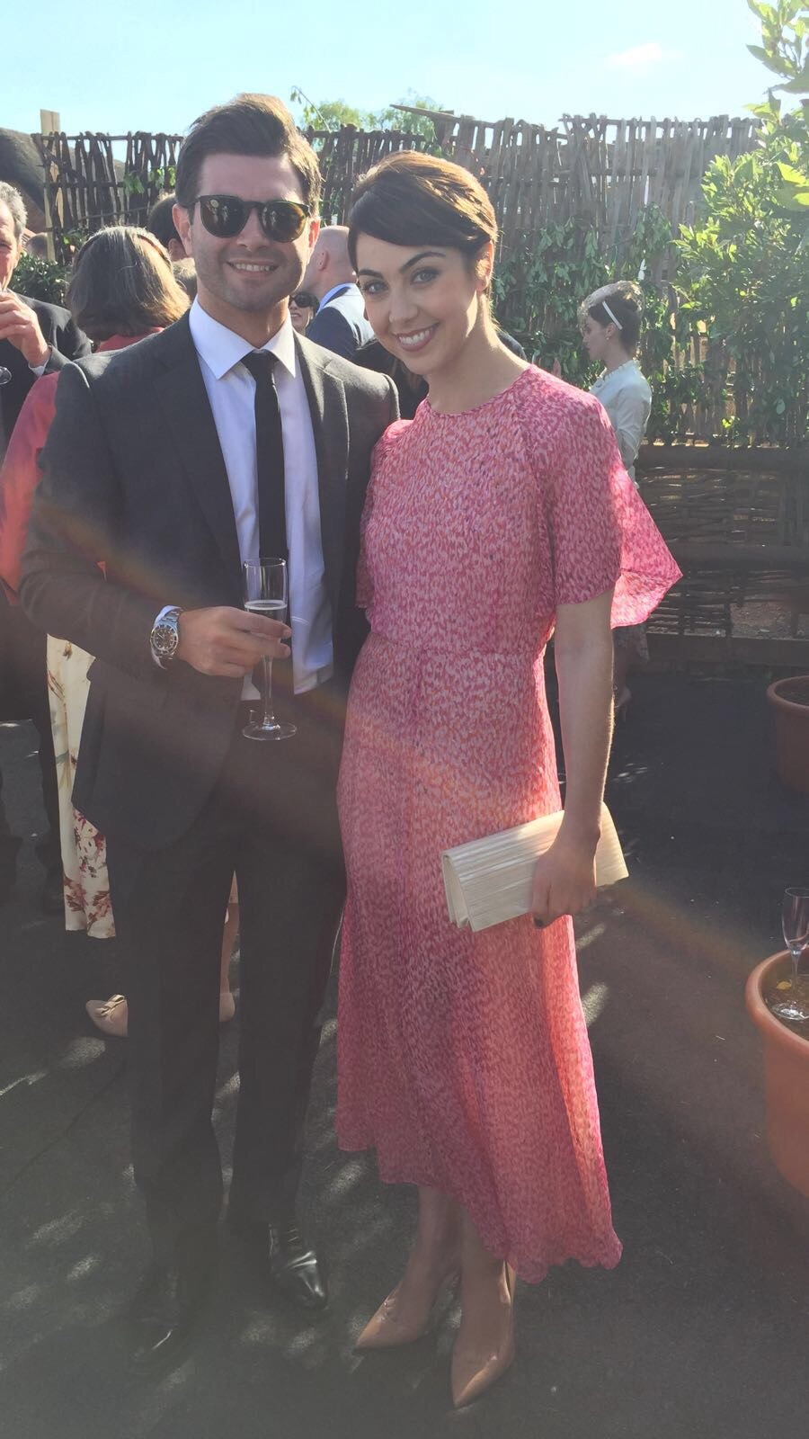 Paul & Leanne  Leannes Dress- http://www.lkbennett.com