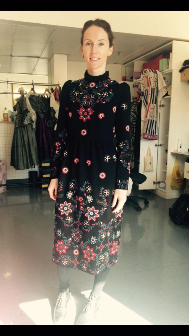 Kristen  Dress http://m.zara.com
