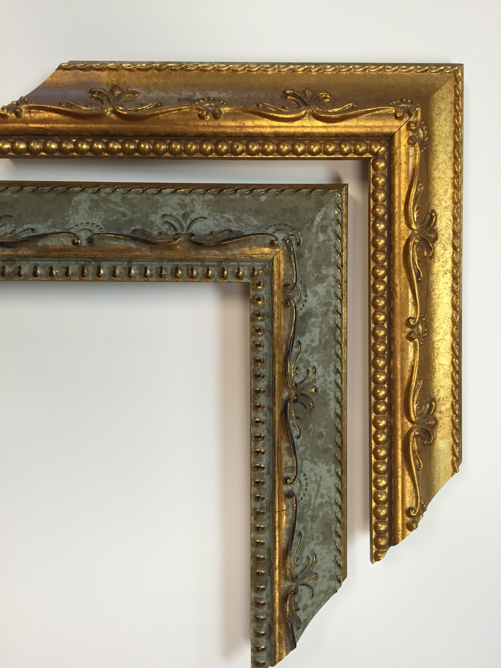 what to do if the gold frame is discontinued?...