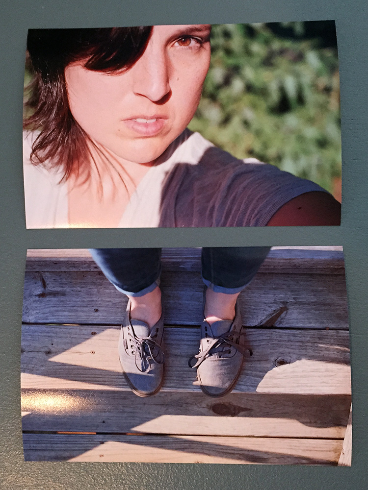 Selfies and pictures of your own feet are not just for digital photography!