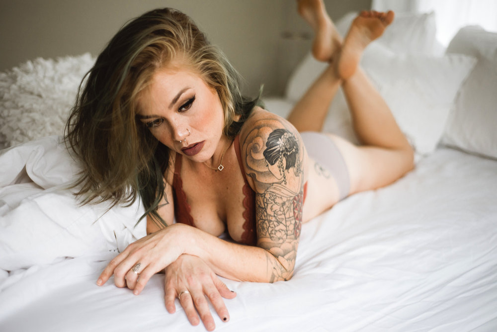 Boudoir Photography by Sarah Hooker Photography