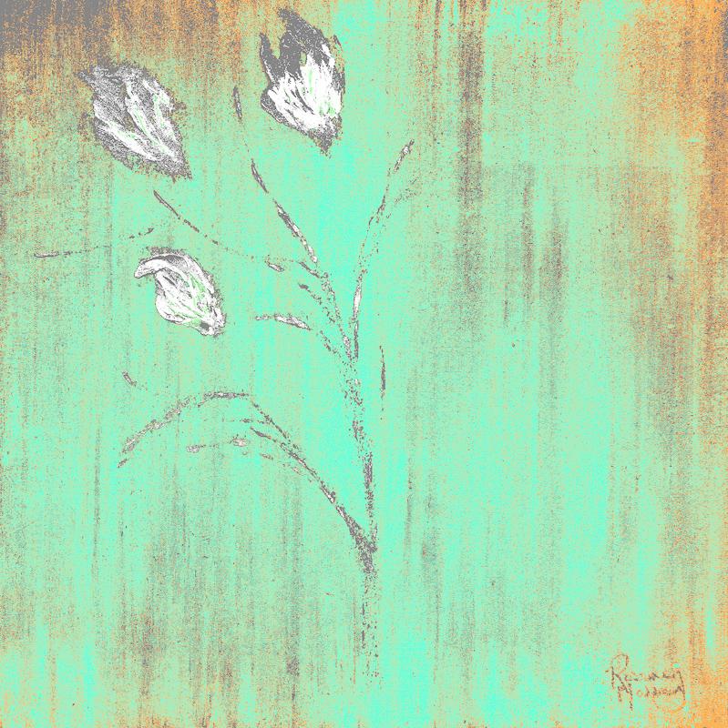 'SPRINGING TULIPS - 10'