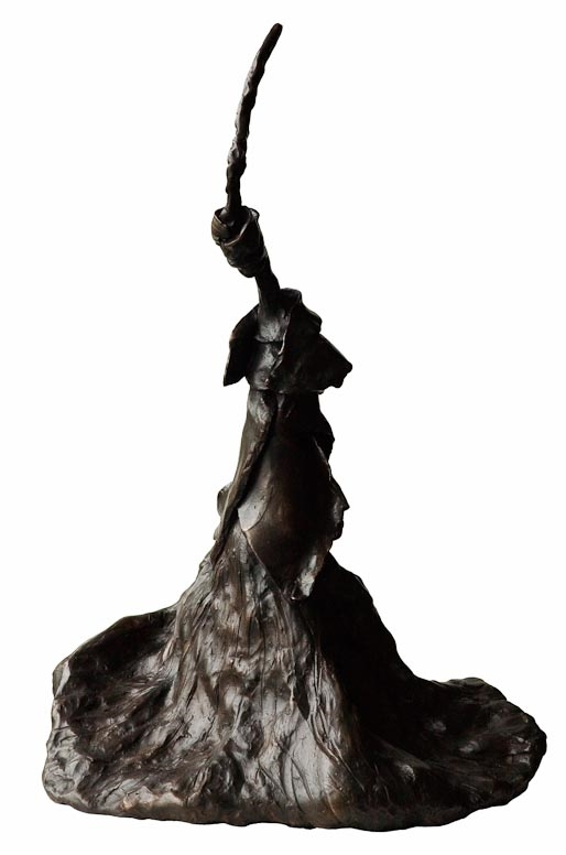 Eleanor Dreaming- Front Bronze £18,500 Limited Edition of 3 Plus 2 Artist's Proofs Height 75cm