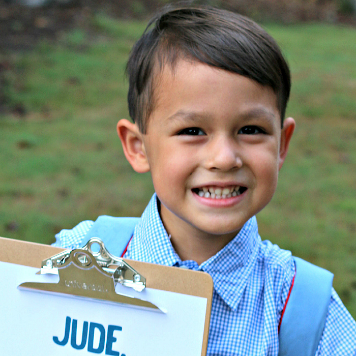JUDE | 5 + Wants to be a pastor and Olympic swimmer and go to Georgia Tech. + Dedicated, rule enforcer, thoughtful, curious, & articulate. + Loves: Swimming, soccer, golf, East coast fashion, & science.