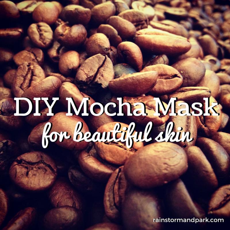 DIY_Mocha_Mask
