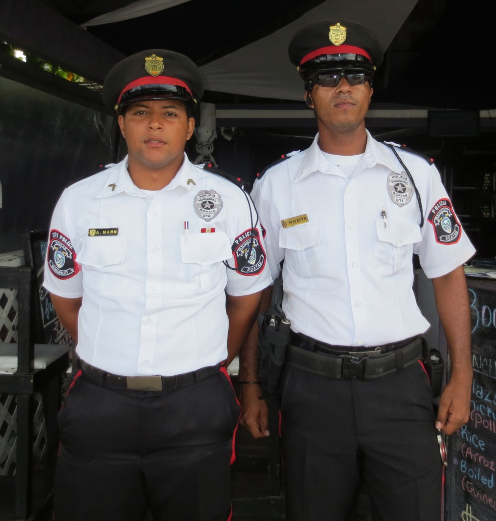 Our new Tourist Police - West End