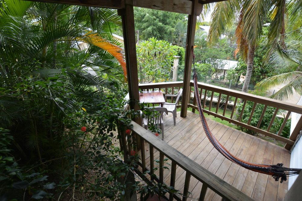 Mariposa Deck