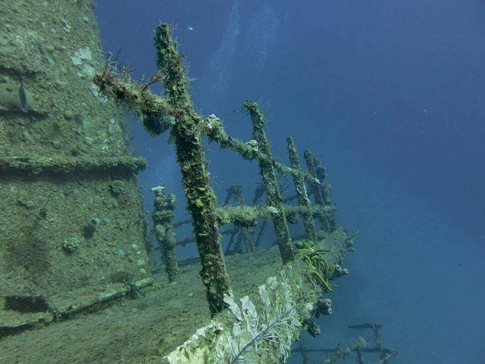 The Odyssey Wreck