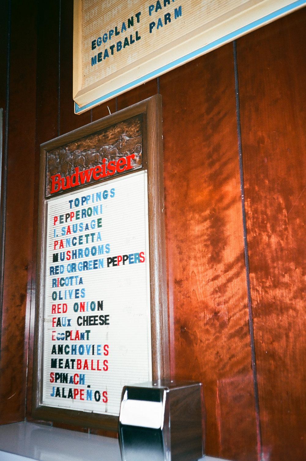 Scarr's Pizza - LES, Manhattan