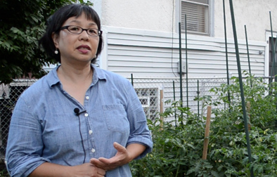 Master gardener Debbie Kong