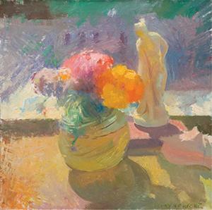 Henry Hensche, Sunlight study