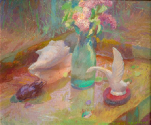 Still life by Henry Hensche