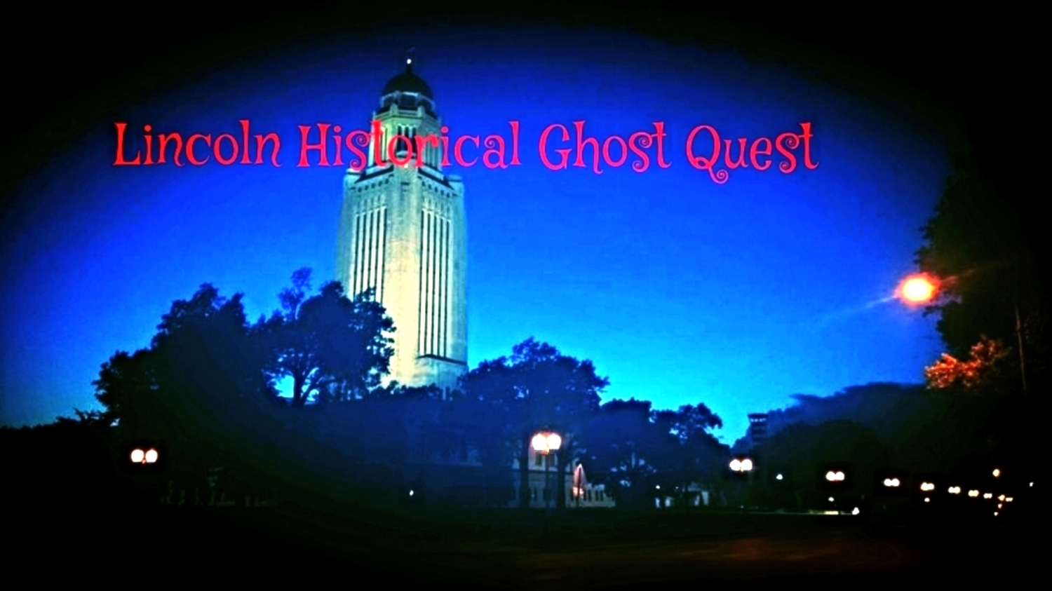 Lincoln Historical Ghost Quest