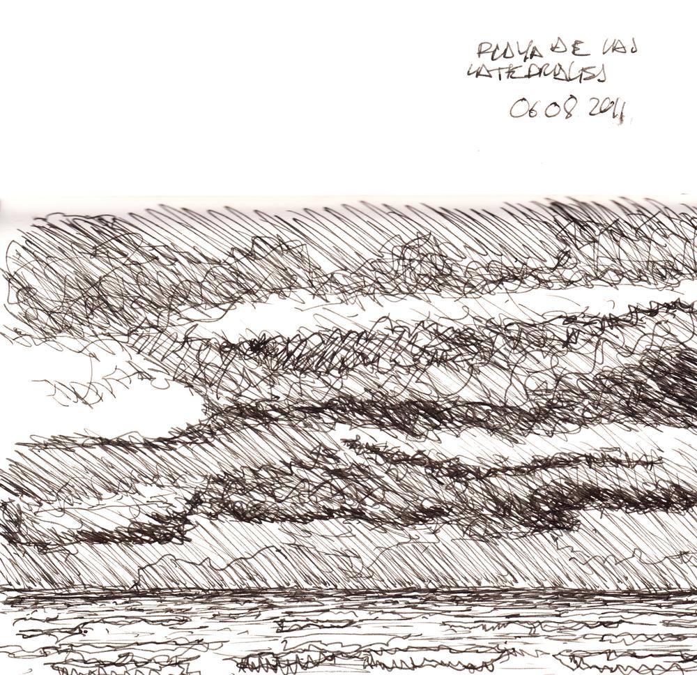 Playa de las Catedrales 06.08.2011 II