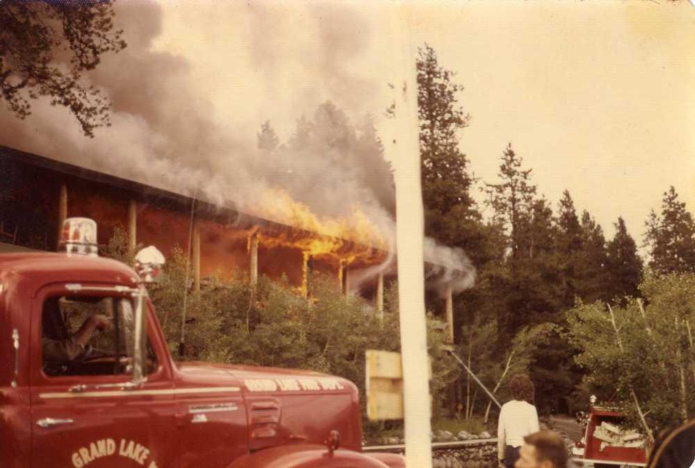 The Grand Lake Lodge Fire in 1973 didn't stop this Grand Lady