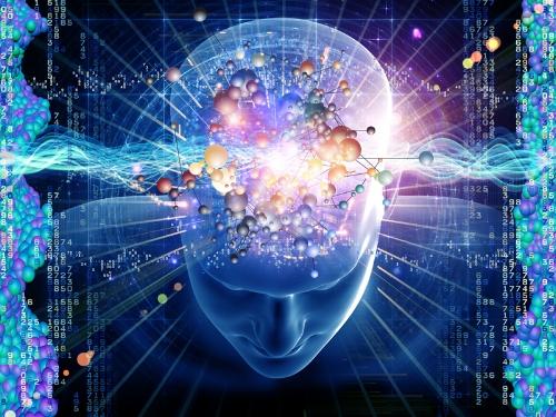 Le titre de cet article est le premier des sept principes hermétiques explicités dans le Kybalion, un texte fondateur de l'Hermétisme, une tradition ésotérique qui (comme beaucoup d'autres) adopte une vision virtuelle de la réalité...