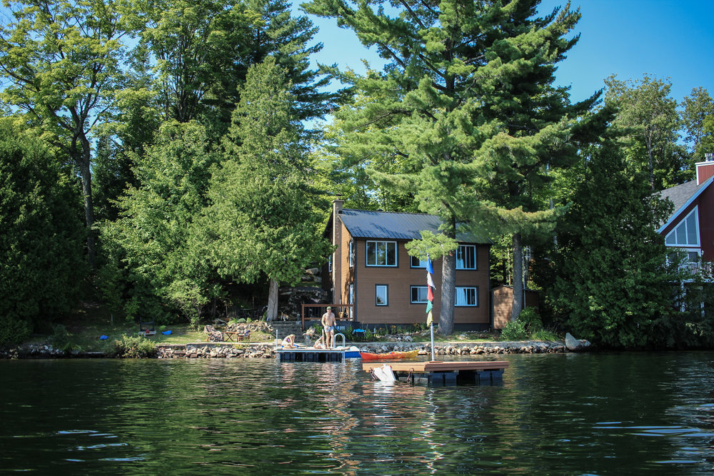 Montreal Lake House