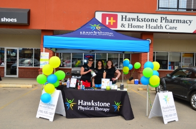 """We are ready to go! """"Hawk Dog"""" Day was a great success!!"""