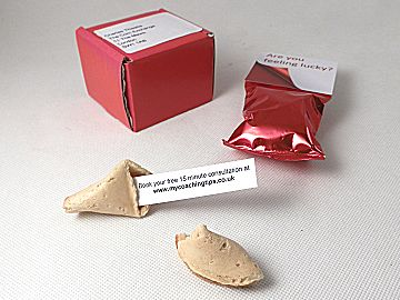 fortune cookies mailing campaigns