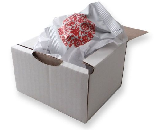 fortune cookie with mailing box