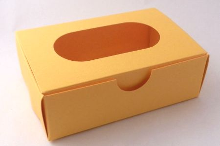 yellow fortune cookie boxes