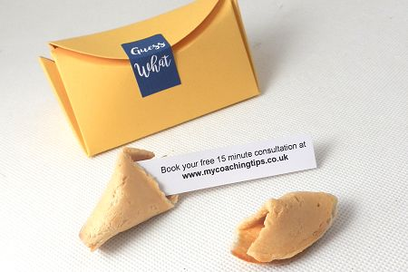 presentation boxes for individual promotional fortune cookies