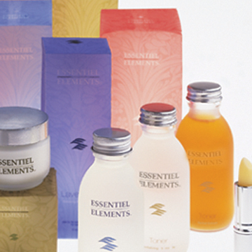 Skincare collection designed, sourced and packaged.