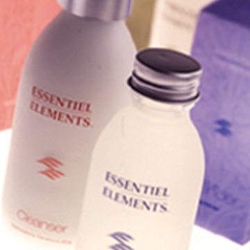 Facial Toners and cleansers.