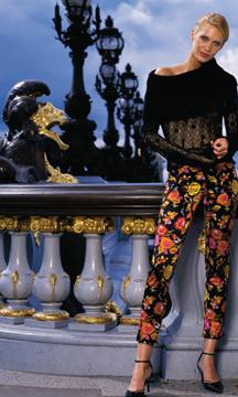 Stella McCartney photographed in Paris