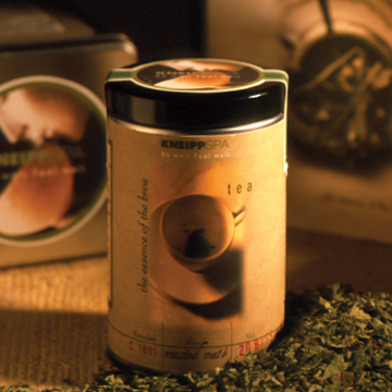 Teas formulated with herbal flowers.