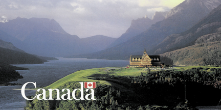 Canadian Government Office of Tourism
