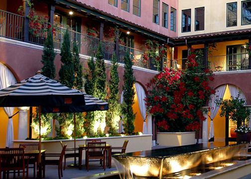Hotel Valencia | Environmental Vision