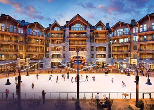 Northstar, Tahoe | Year-round mountain village development.