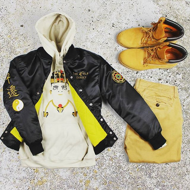 ☯☥ ft. the Shabaka Spirit Hoodie + Travel Pack Jacket. Shop this look and the rest of our site for 25% OFF with link in bio!