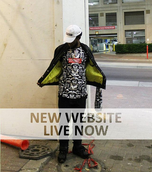 Come see what the new wave is all about... #StreetwearTransformed