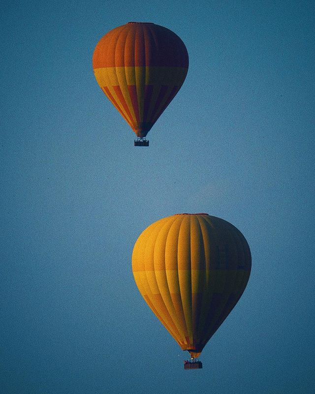 Ballooning in the mara #igkenya