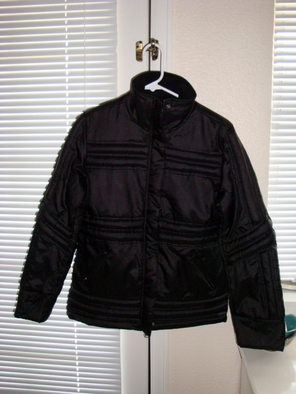 Puffy Jacket for $40
