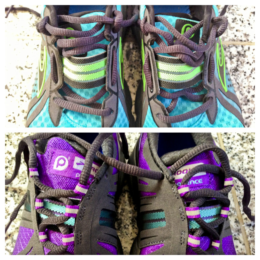 Brooks Pure Cadence Lace Comparison