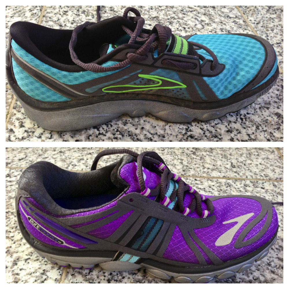 Brooks Pure Cadence Comparison
