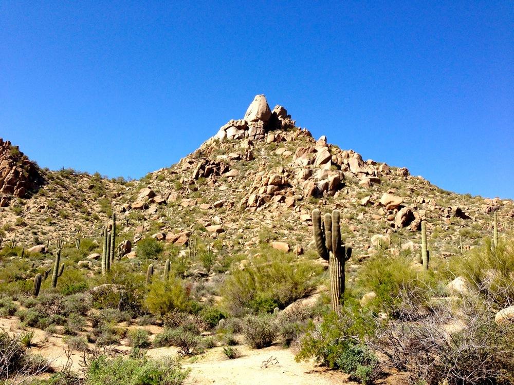 Pinnacle Peak Park