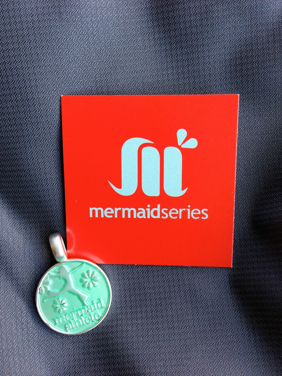 Mermaid Series Finishers Pendant