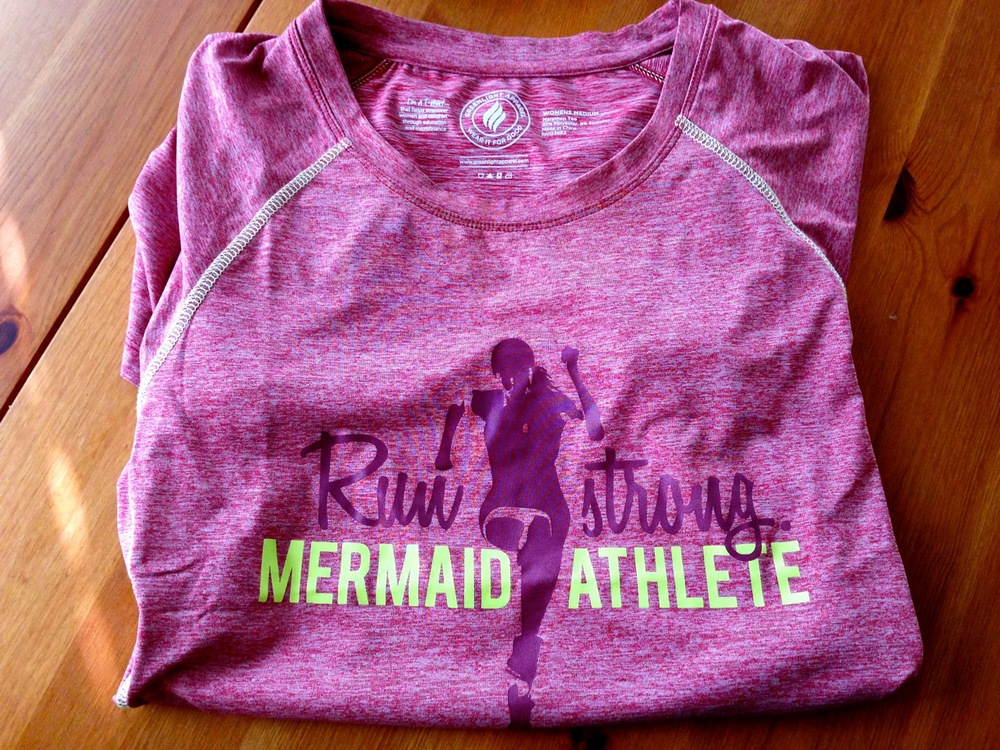 Mermaid Series Race Shirt