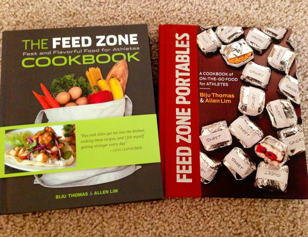 The Feed Zone books