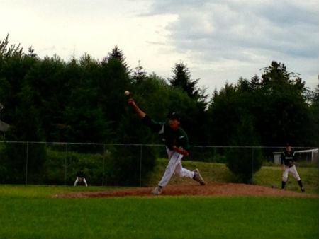 Throwing strikes!